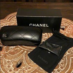 Classic Chanel sunglass case